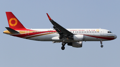 B-8879 - Airbus A320-214 - Chengdu Airlines