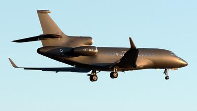 SE-DJI - Dassault Falcon 7X - Private