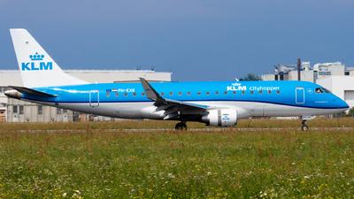 A picture of PHEXR - Embraer E175STD - KLM - © Lukas Henrique - LK Spotter