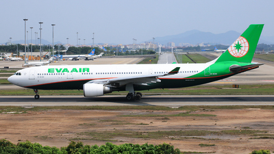 B-16310 - Airbus A330-203 - Eva Air