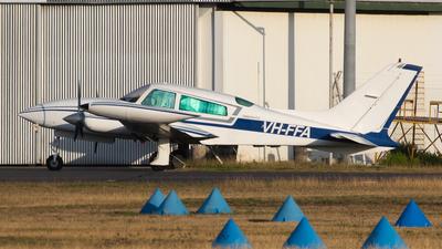 VH-FFA - Cessna 310R - Private