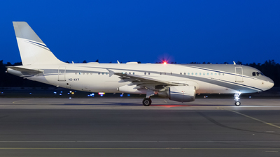 HZ-XY7 - Airbus A320-214 - National Air Services