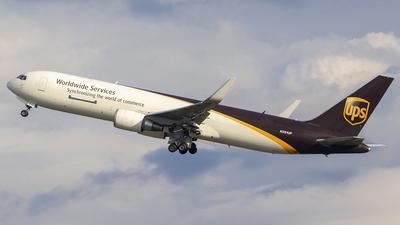 N361UP - Boeing 767-34AF(ER) - United Parcel Service (UPS)