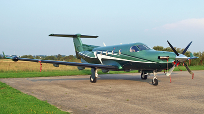 N677ST - Pilatus PC-12/45 - Private