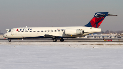 A picture of N951AT - Boeing 7172BD - Delta Air Lines - © Jeremy D. Dando