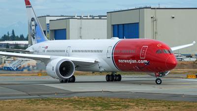 G-CKKL - Boeing 787-9 Dreamliner - Norwegian