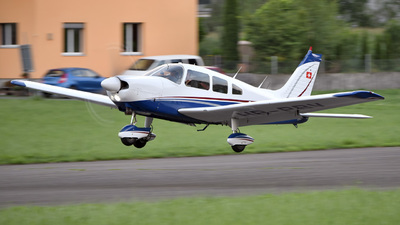 A picture of HBPBV - Piper PA28181 - [287790562] - © Mirko Bleuer