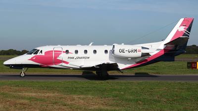 OE-GRM - Cessna 560XL Citation XLS Plus - Pink Sparrow
