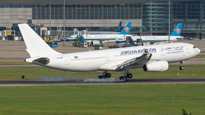 JY-JVA - Airbus A330-243 - Jordan Aviation