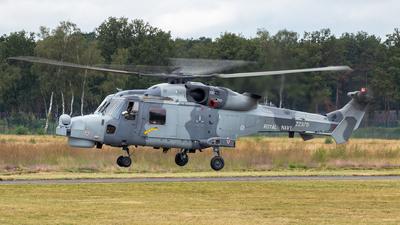 ZZ376 - Agusta-Westland AW-159 Wildcat HMA2 - United Kingdom - Royal Navy