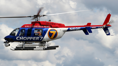 N69F - Bell 407 - Private