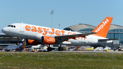 A picture of GEZAS - Airbus A319111 - easyJet - © Stefan Kuhn