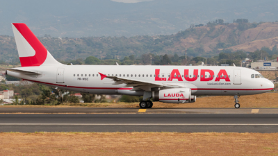 PR-MBE - Airbus A320-232 - LaudaMotion