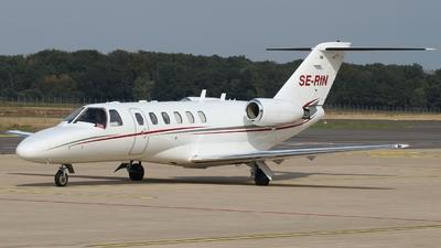 A picture of SERIN - Cessna 525A CitationJet CJ2 -  - © Frank LCBS