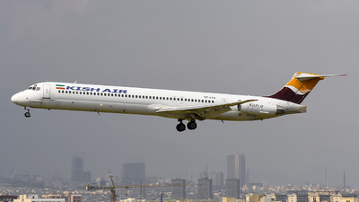 EP-LCN - McDonnell Douglas MD-82 - Kish Air