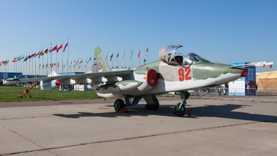RF-95482 - Sukhoi Su-25SM Frogfoot - Russia - Air Force