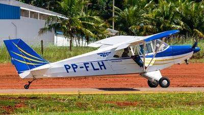 PP-FLH - Aero Boero AB115 - Private