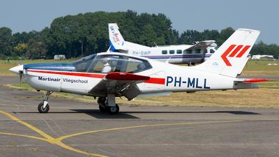 A picture of PHMLL - Socata TB20 Trinidad - Martinair Holland - © Dutch