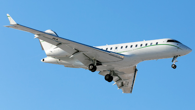 RA-67225 - Bombardier BD-700-1A11 Global 5000 - Tulpar