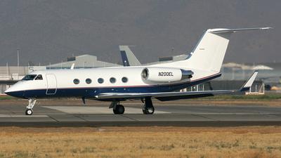 N200EL - Gulfstream G-III - Private