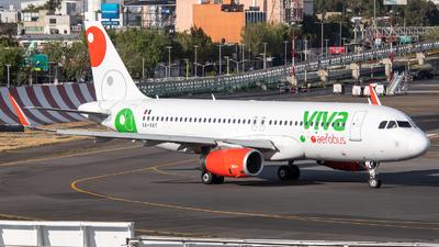 A picture of XAVAT - Airbus A320232 - VivaAerobus - © Juan Carlos Alvarez (MAS Aviation Press)