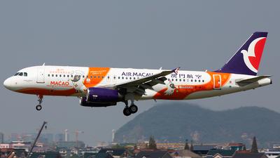 A picture of BMCI - Airbus A320232 - Air Macau - © TommyNGB