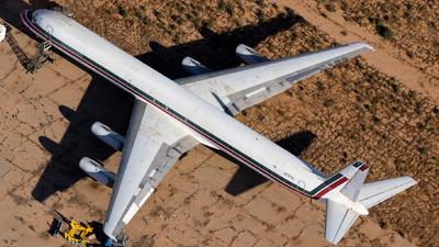 N797AL - Douglas DC-8-63(AF) - Emery Worldwide