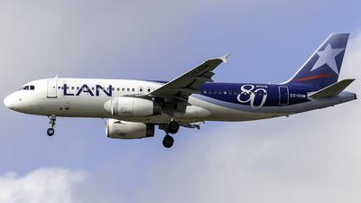CC-COM - Airbus A320-233 - Lan Chile