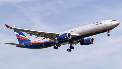 A picture of VQBCU - Airbus A330343 - [1065] - © Loredana Cioclei