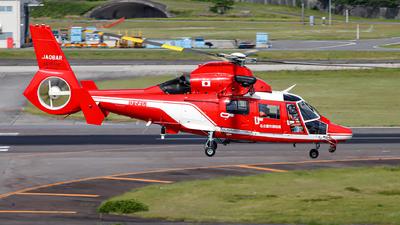 JA08AR - Eurocopter AS 365N3 Dauphin - Japan - Nagoya City Fire Brigade