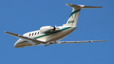 N84NG - Cessna 650 Citation VI - Private