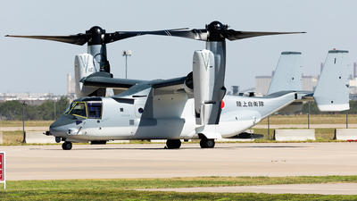 169432 - Boeing MV-22B Osprey - Japan - Ground Self Defence Force (JGSDF)