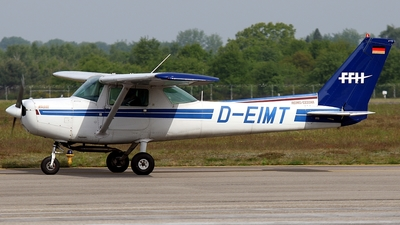 D-EIMT - Reims-Cessna F152 - FFH Flight Training