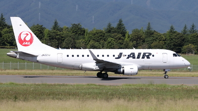 JA221J - Embraer 170-100STD - J-Air