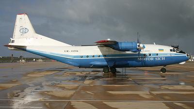 UR-11316 - Antonov An-12BK - Motor Sich Airline