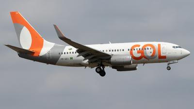 PR-GEU - Boeing 737-752 - GOL Linhas Aereas
