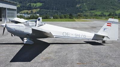 OE-9476 - Scheibe SF.25C-TL Rotax-Falke - Alpine Segelflugschule Zell Am See