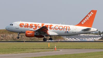 OE-LKE - Airbus A319-111 - easyJet Europe