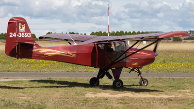 24-3693 - Skyfox CA-25N Gazelle - Goulburn Flight Training Centre