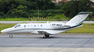 PP-MEO - Cessna 525A CitationJet 2 Plus - Private