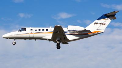 PP-PGA - Cessna 525 Citationjet CJ3 - Private