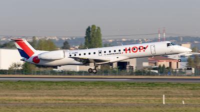 F-GUBC - Embraer ERJ-145MP - HOP! for Air France