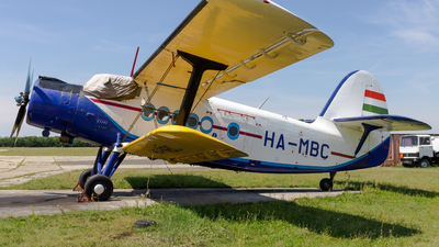 HA-MBC - PZL-Mielec An-2R - Air Patrol