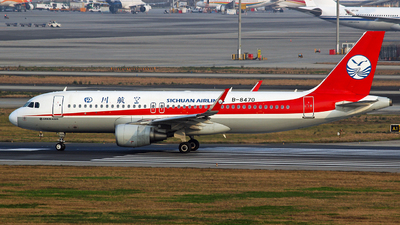 B-8470 - Airbus A320-214 - Sichuan Airlines