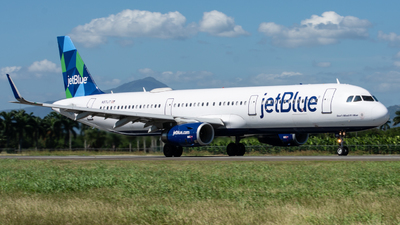 N971JT - Airbus A321-231 - jetBlue Airways
