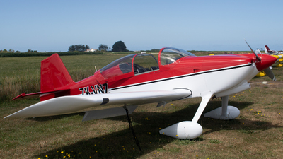 ZK-VNZ - Vans RV-6 - Private