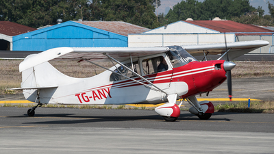 TG-ANY - Aeronca Champion 7GC Sky Trac - Private