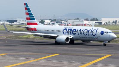 N838NN - Boeing 737-823 - American Airlines