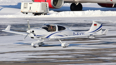 D-EATI - Diamond DA-40NG Diamond Star - Private