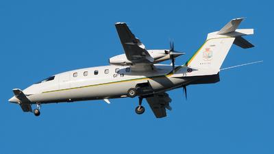 MM62249 - Piaggio P-180AM Avanti - Italy - Guardia di Finanza